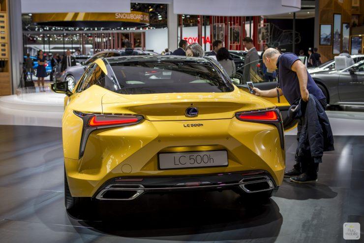 Mondial de Paris 2018 Lexus 49
