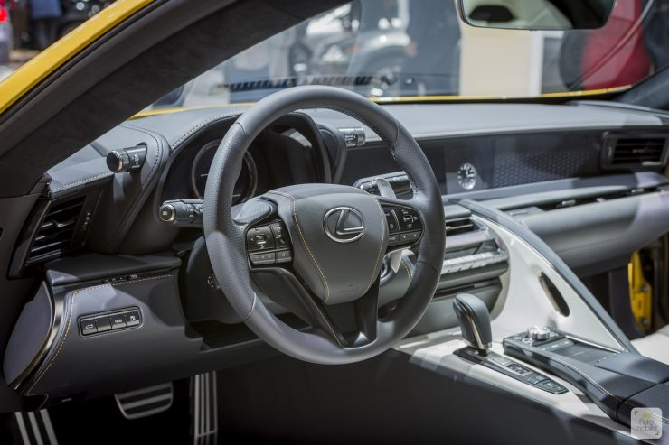 Mondial de Paris 2018 Lexus 63