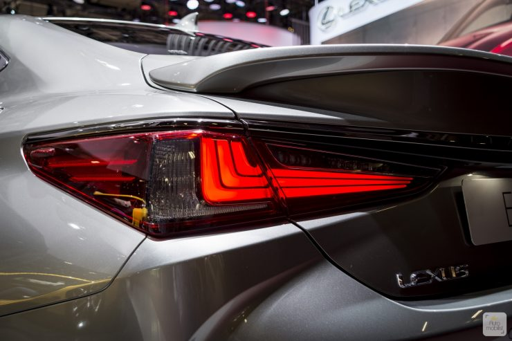 Mondial de Paris 2018 Lexus 8