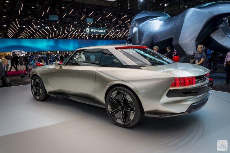 Mondial de Paris 2018 Peugeot 11