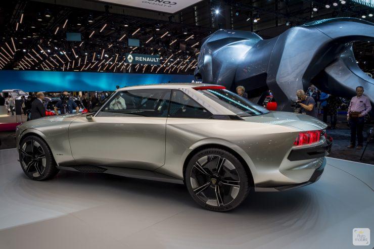 Mondial de Paris 2018 Peugeot 12