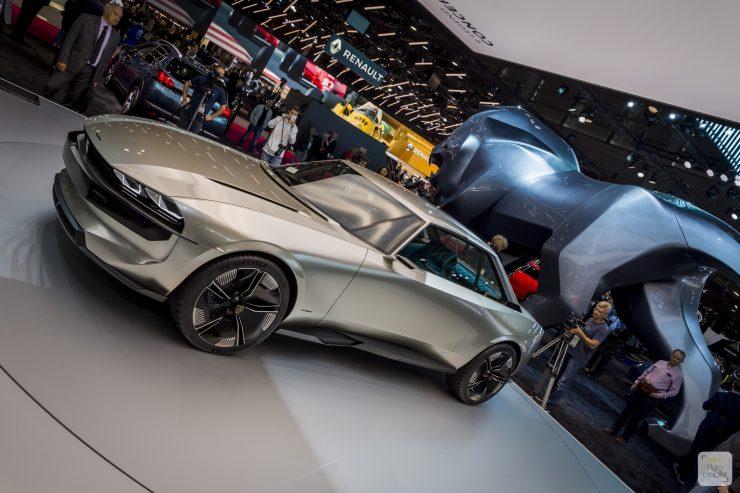 Mondial de Paris 2018 Peugeot 14