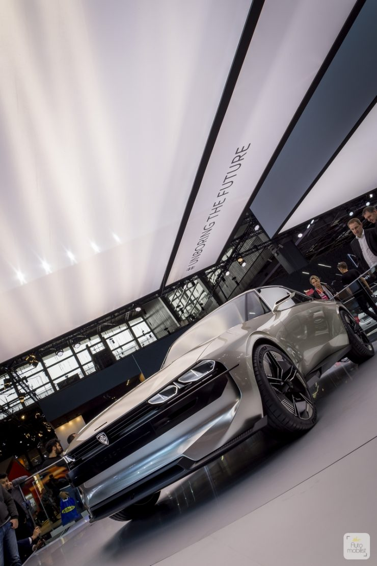 Mondial de Paris 2018 Peugeot 18