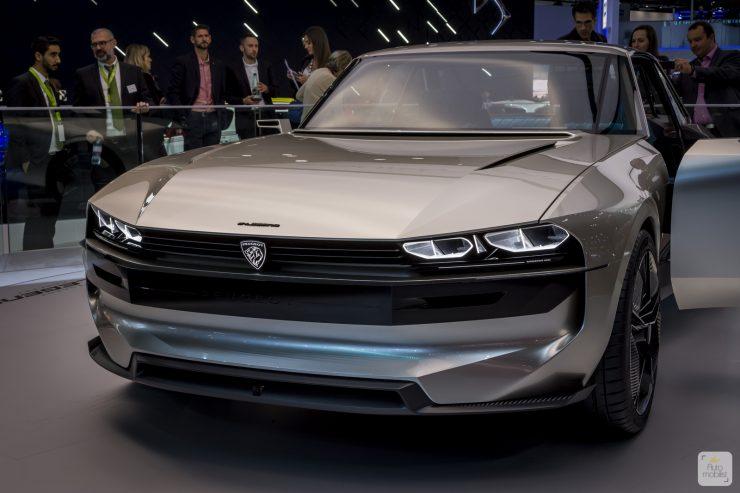Mondial de Paris 2018 Peugeot 2