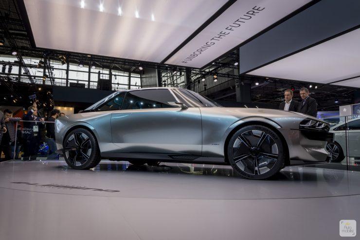Mondial de Paris 2018 Peugeot 22