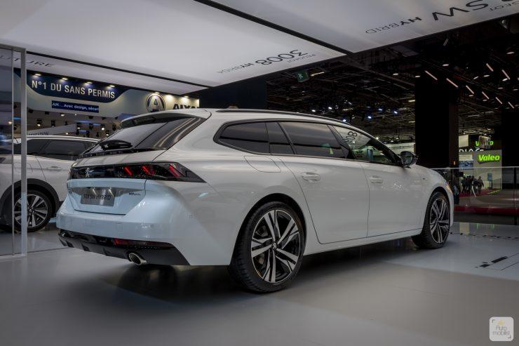 Mondial de Paris 2018 Peugeot 26