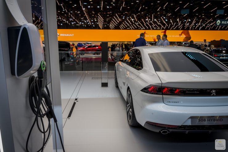 Mondial de Paris 2018 Peugeot 27