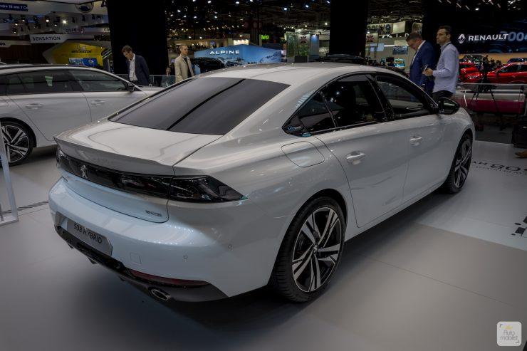 Mondial de Paris 2018 Peugeot 29