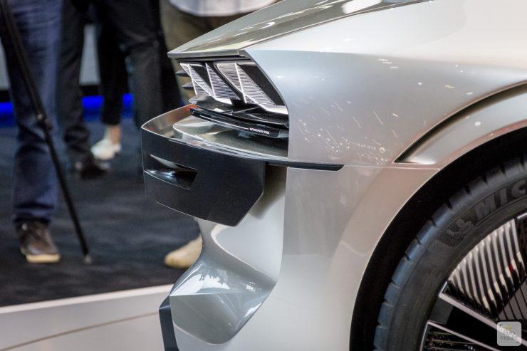 Mondial de Paris 2018 Peugeot 3