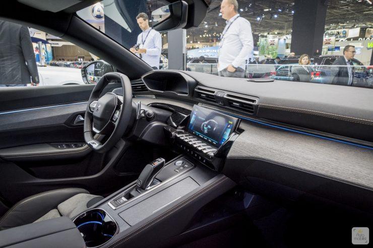 Mondial de Paris 2018 Peugeot 30