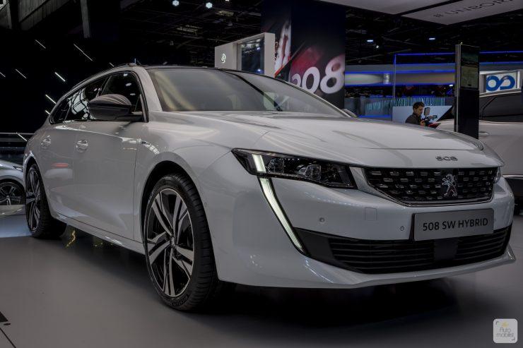 Mondial de Paris 2018 Peugeot 32