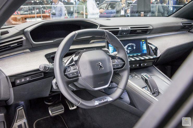 Mondial de Paris 2018 Peugeot 39