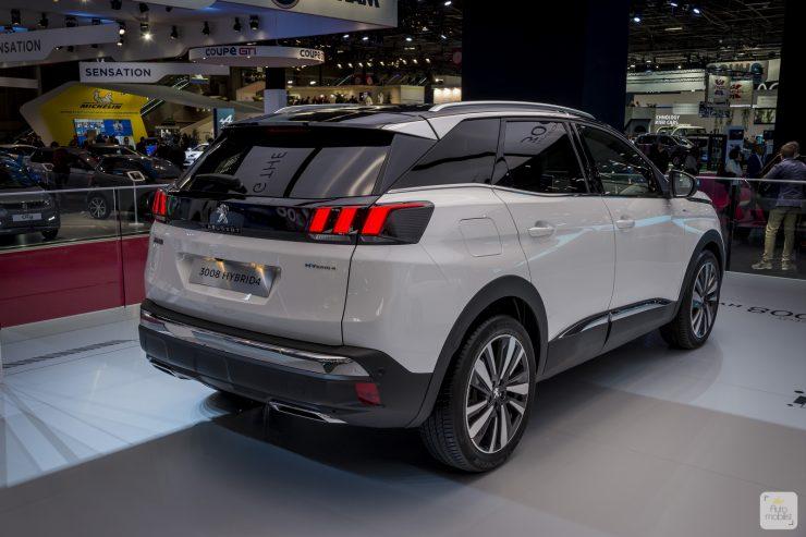 Mondial de Paris 2018 Peugeot 41
