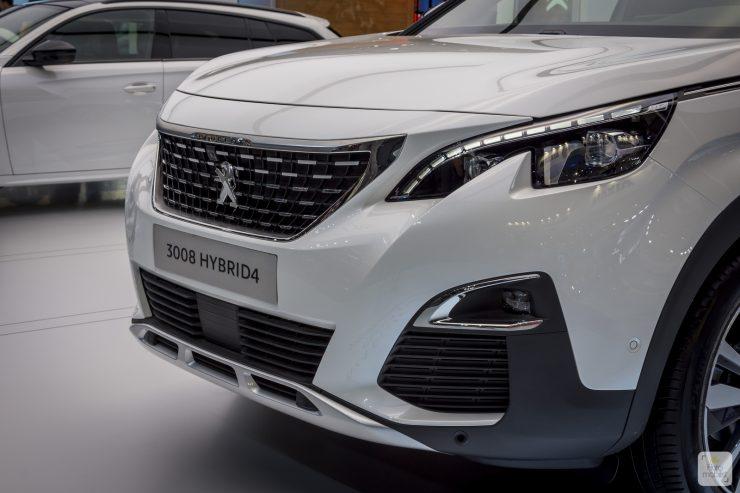 Mondial de Paris 2018 Peugeot 43