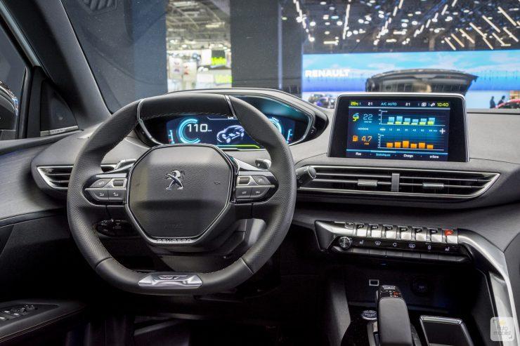 Mondial de Paris 2018 Peugeot 46