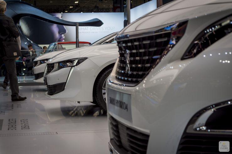 Mondial de Paris 2018 Peugeot 47