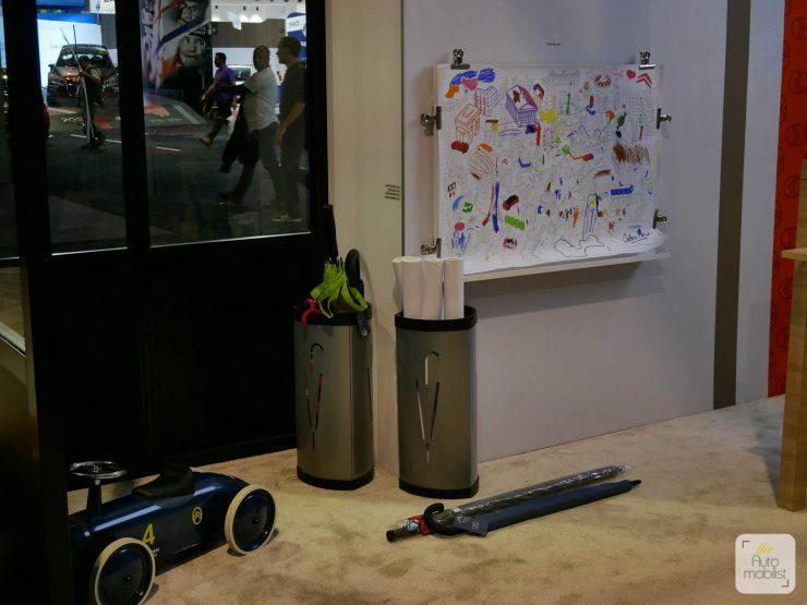 Mondial 2018 Demontage La Maison Citroen 19