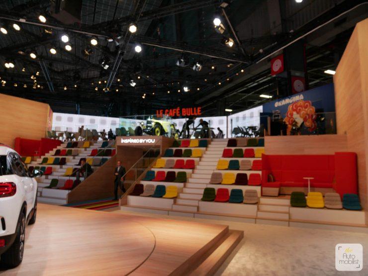 Mondial 2018 La Maison Citroen Stand Finalise 45