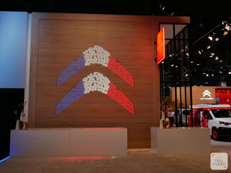 Mondial 2018 La Maison Citroen Stand Finalise 50