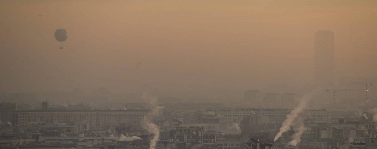 peage urbain pollution