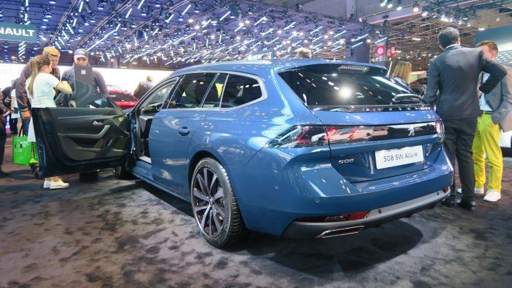 Peugeot 508 SW Mondial 2018 12