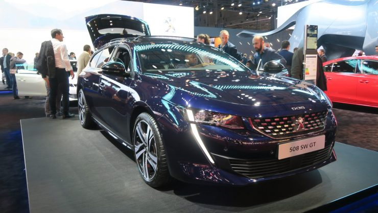 Peugeot 508 SW Mondial 2018 4