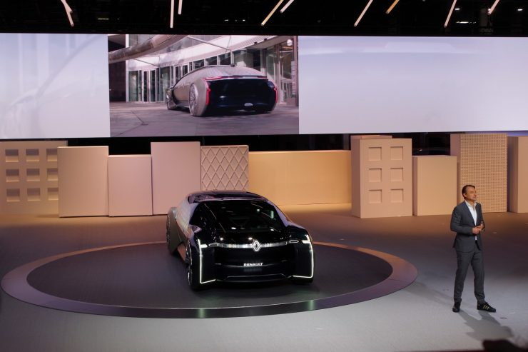 Renault EZ Ultimo Mondial 2018 concept 20