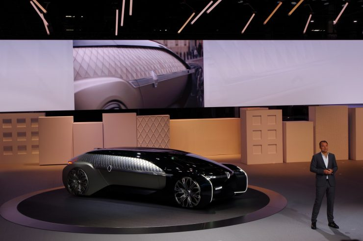 Renault EZ Ultimo Mondial 2018 concept 22