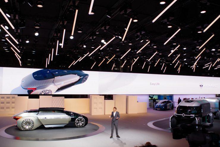 Renault EZ Ultimo Mondial 2018 concept 26