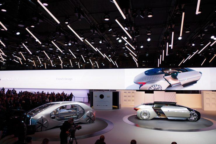 Renault EZ Ultimo Mondial 2018 concept 27
