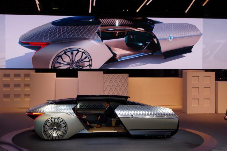 Renault EZ Ultimo Mondial 2018 concept 28