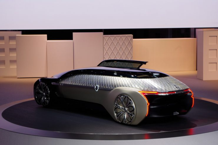 Renault EZ Ultimo Mondial 2018 concept 38