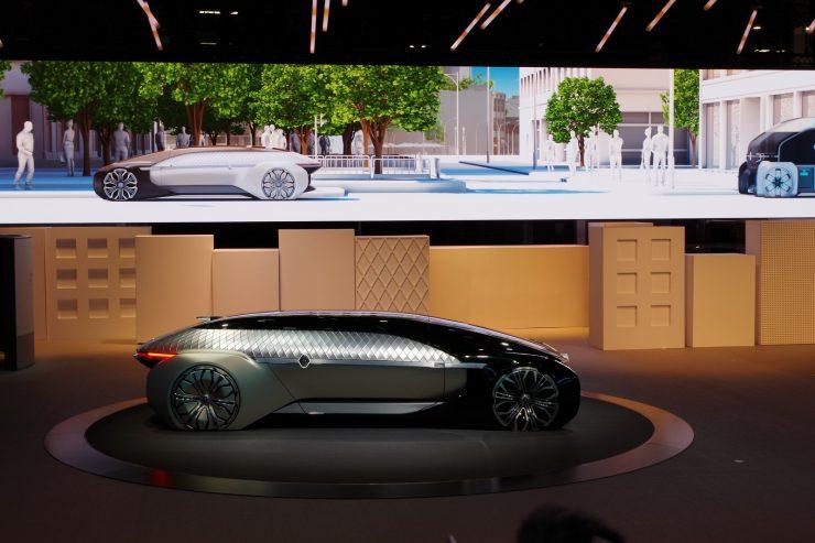 Renault EZ Ultimo Mondial 2018 concept 8