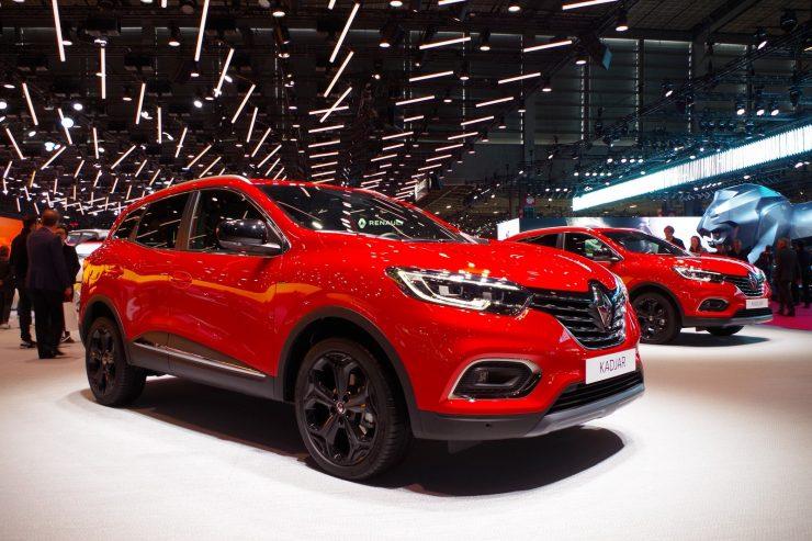 Renault Kadjar Facelift Mondial 2018 1