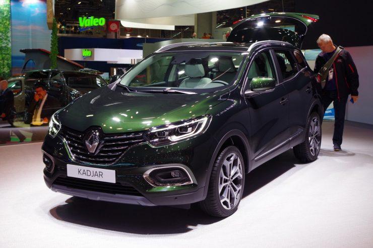 Renault Kadjar Facelift Mondial 2018 3