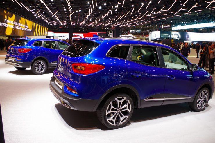 Renault Kadjar Facelift Mondial 2018 5