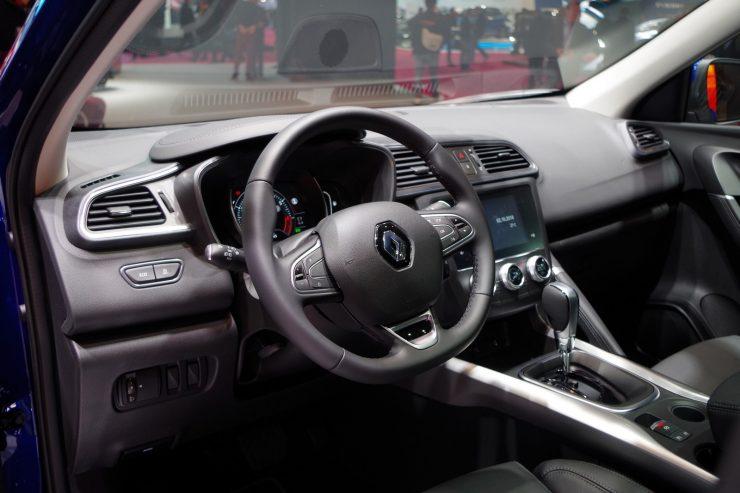 Renault Kadjar Facelift Mondial 2018 7