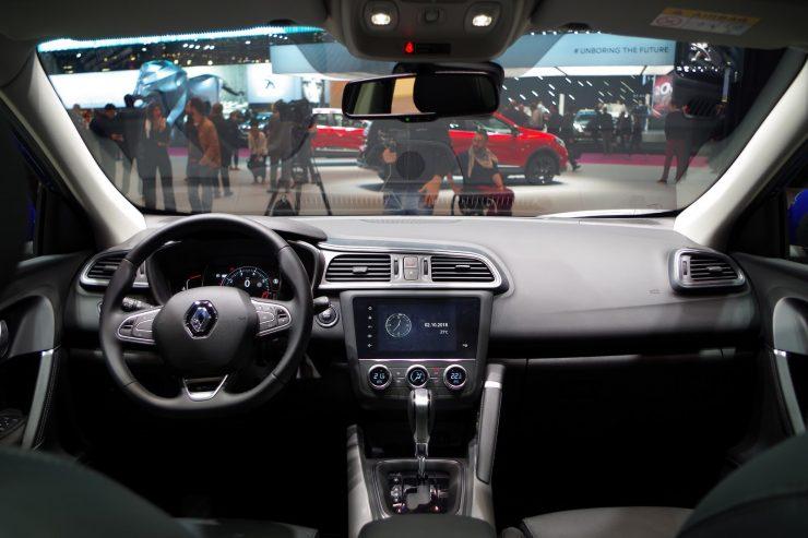 Renault Kadjar Facelift Mondial 2018 8