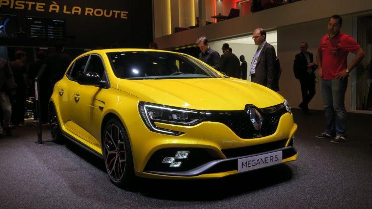 Renault Megane RS Trophy Mondial 2018 1