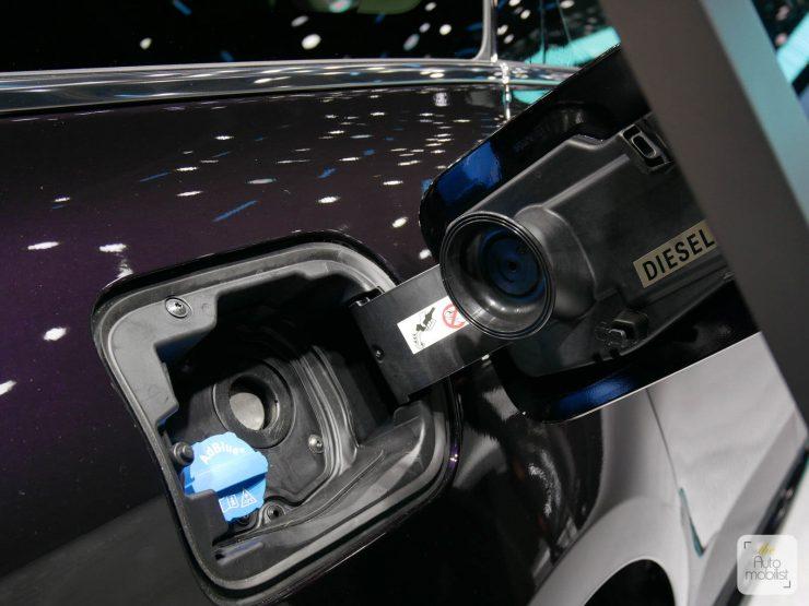 Renault Talisman Estate Blue DCi 200 03