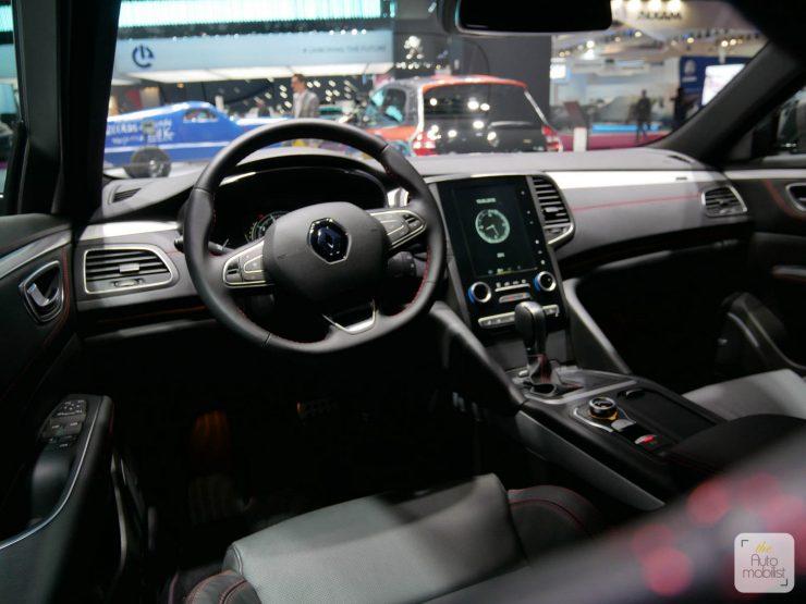 Renault Talisman S Edition 01