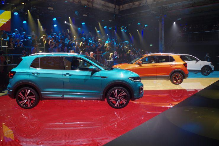 Volkswagen T Cross TA FM 2018 94