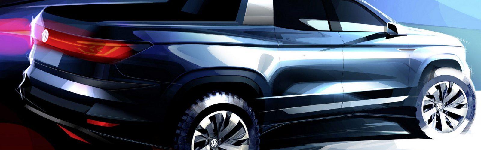 Volkswagen Pick Up 2020