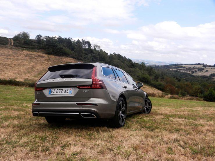 Volvo V60 2018 8