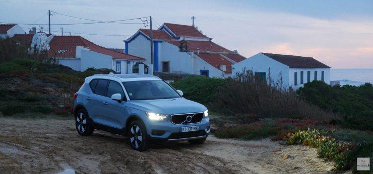 2018 Volvo XC40 06 Sunset 002 1
