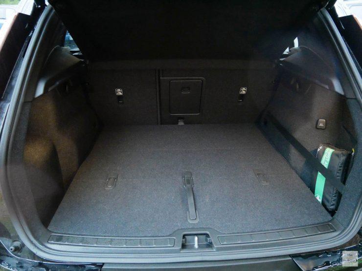 2018 Volvo XC40 Interieur Coffre 001 1