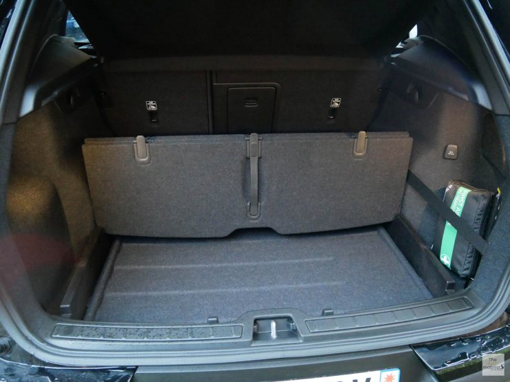 2018 Volvo XC40 Interieur Coffre 002 1