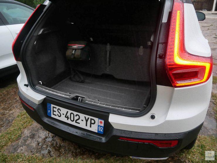 2018 Volvo XC40 Interieur Coffre 010 1