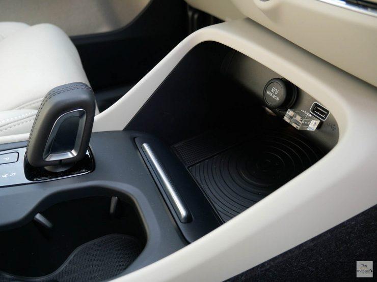 2018 Volvo XC40 Interieur Planche de Bord Detail 009 1