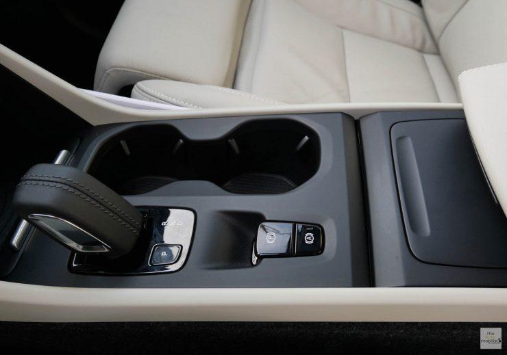 2018 Volvo XC40 Interieur Planche de Bord Detail 015 1